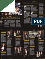The 2013 CEO Magazine Award Winners