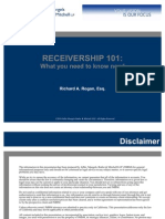 Receiverships 101