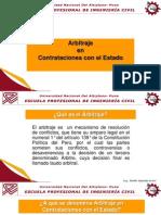 16 Arbitraje Contrataciones Estado