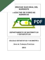 Guia Calculo Estadistico y Biometria