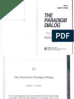 3. Guba, E. G. (1990). the Alternative Paradigm Dialog