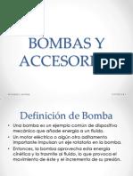 Bombas y Accesorios