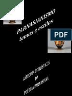 Parnasianismo, Temas e Estilos