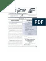 Decreto 189-2004 Ley Sobre Normas de Contabilidad y Auditoria