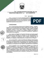 Reglamento Del Registro de Propiedad Vehicular
