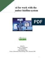 NEW Biofilm Protocol 2006