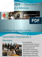 desordens mentais