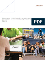 BIP European Mobile Observatory 2009