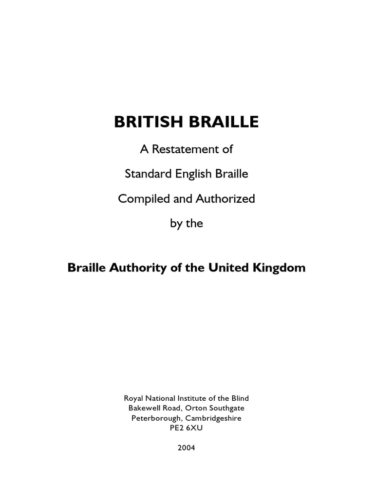 Britbraille2004 06 Quotation Mark Bracket