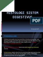 Histologi Saluran Cerna