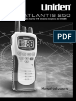 Atlantis 250om Sp