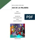 49280021 Cartilla Lengua Castellana de Quinto de Primaria