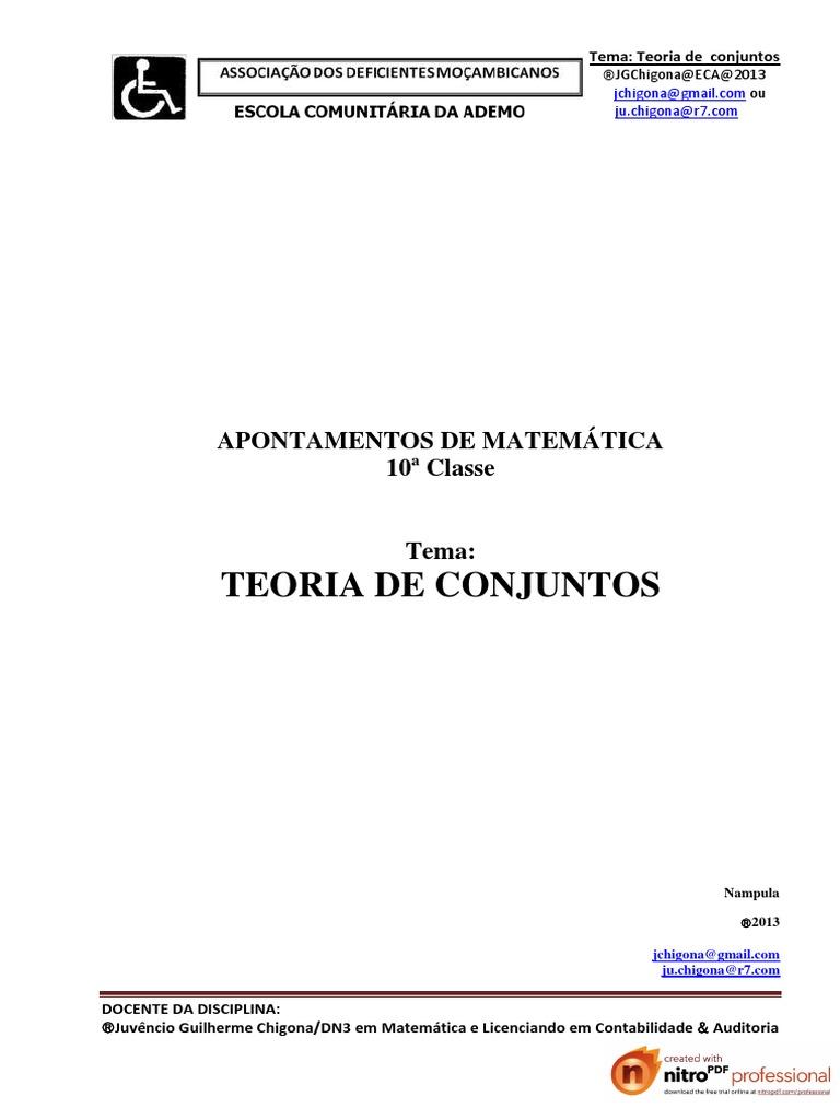 Apontamentos de matemtica ccuart Choice Image