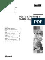 Planning DNS