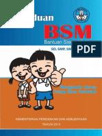 Juknis BSM APBNP Format A4