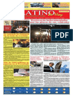 El Latino de Hoy Weekly Newspaper of Oregon | 2-19-2014