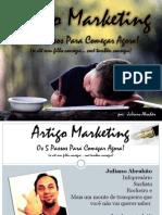 Artigo Marketing - Os 5 Passos Para Começar Agora!