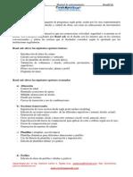 Manual Para RoadCalc