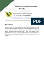 Mekanisme Pembentukan Purin Dan Pirimidin