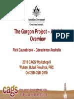 Gorgon Project Chevron