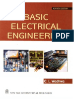 Basic Electrical Engineering, 4th Edition