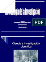 Ciencia e Investigacion