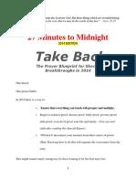 27 Minutes to MidNight 2014