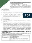 32418 Exam Guidelines