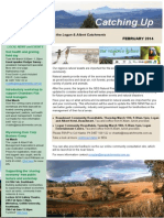 SEQ Catchments Catching Up newsletter Logan and Albert February 2014