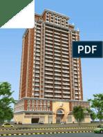 Topaz Tower, Dubailand, Afkar Engg. Consultants