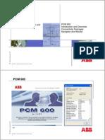 01 SEP-601 PCM600 1p5 Introduction