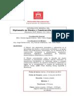 DISEÑO Y CONSTRUCCION SOSTENIBLES