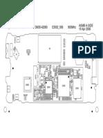 Sony Ericsson K310i Schematics - PCB