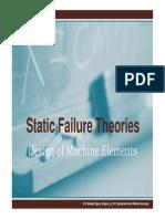 Static Failure Theories.pdf