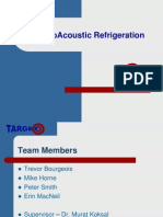 Taf(thermal accoustic refregeraton)