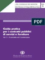 Guida Appalti PCM