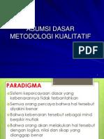 Asumsi Dasar & Paradigma