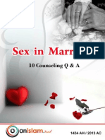 Sex in Marriage by on Islam