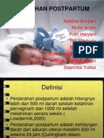 Perdarahan Postpartum