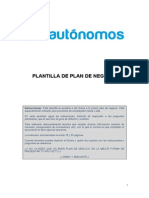 Plantilla_Modelo de Plan de Negocio