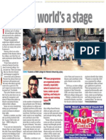 As All the World's a Stage - Deccan Herald