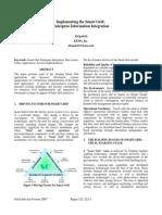 Implementing the Smart Grid Enterprise Information Integration
