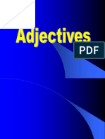 Adjective Power Point