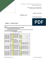 Circolare n. 166 Verifica Intermedia