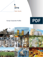 Dg Corporate Profile