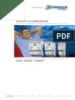 SCHRACK - Catalog Protectii La Supratensiuni
