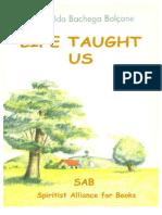 Life Taught Us - Maria Ida Bachega Bolcone