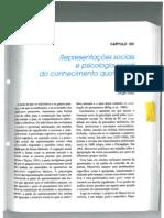 Representações sociais e psicologia social do conhecimento quotidiano_Cap XIV