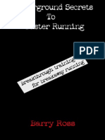 185284483 Ross Underground Secrets to Faster Running
