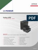 It Power Brochure